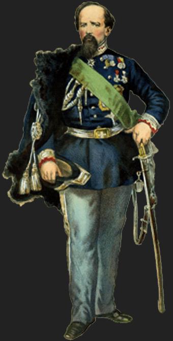Il Generale Enrico Cialdini