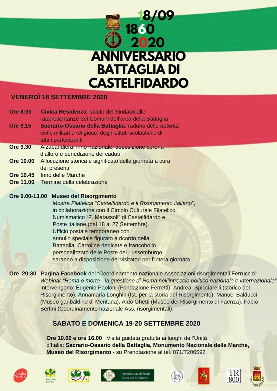 160° Battaglia Castelfidardo