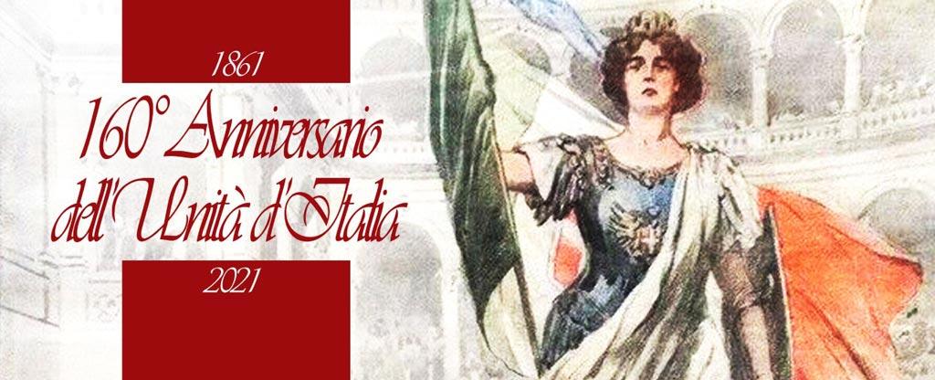 160° Unità d'Italia