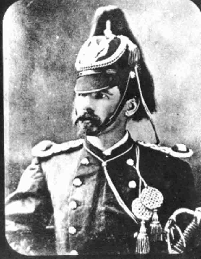 Myles Keogh 1872